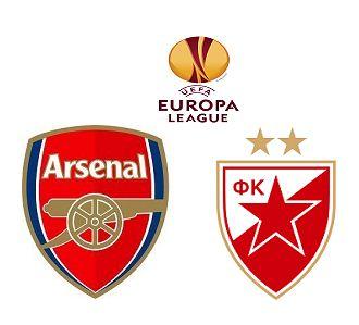 Arsenal vs Crvena zvezda match highlights