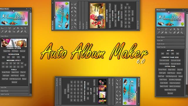 Album World (Auto Album Maker 6.0.2021) A Powerfull Easy & Fast Software