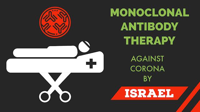 corona virus monoclonal therapy