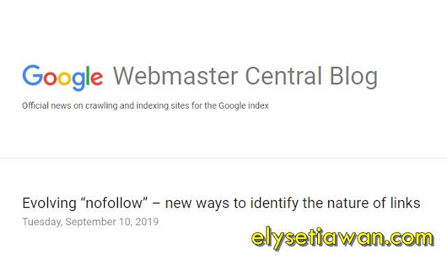 apakah backlink nofollow jelek untuk seo blog?