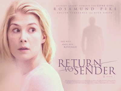 Sinopsis Film Return to Sender 2015 (Rosamund Pike, Shiloh Fernandez)