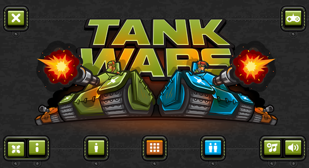 Tank Wars Similar to Battle City Classic Game
