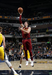 Cedi Osman - Cleveland Cavaliers - Indiana Pacers