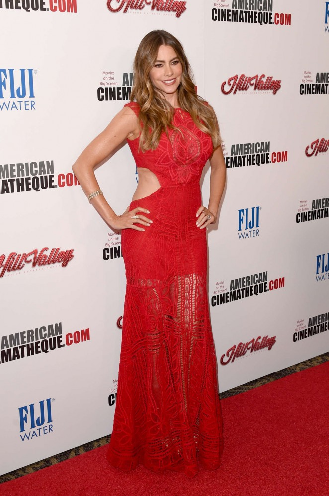 Sofia Vergara – 29th American Cinematheque Award Honoring Reese Witherspoon in LA