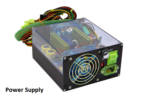 fungsi power supply komputer