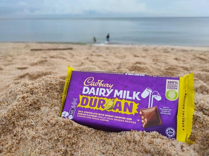 Dah Cuba Belum Cadbury Durian