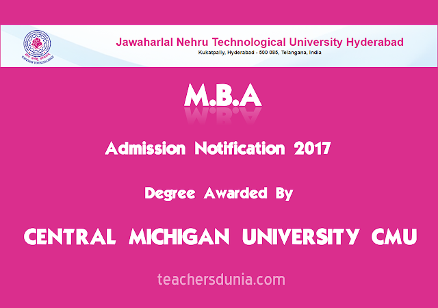 JNTU-HYD-CMU-2017-notification-application-format