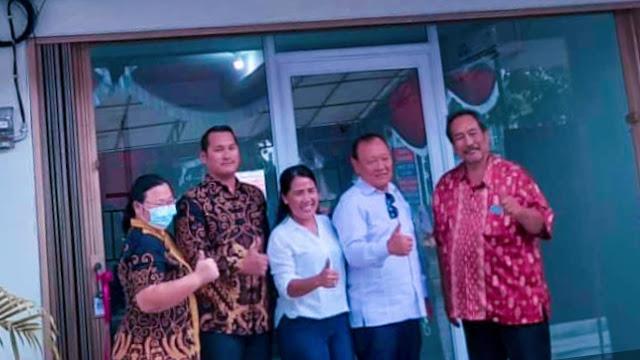 Resmi Buka Cabang di Kota Batam, Advokat & Rekan Konsultan Hukum HS Gelar Acara Syukuran