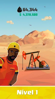 Idle Oil Tycoon Gas Factory Simulator