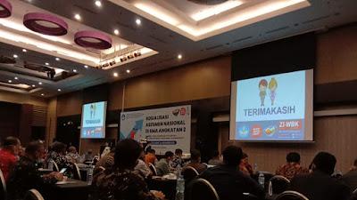 21 Orang Utusan Dikbud NTB Ikuti Sosialisasi Assesment Nasional di Bandung