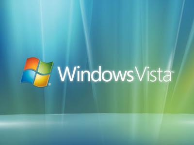 Windows Vista background