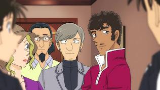Hellominju.com : 名探偵コナンアニメ 第927話『 紅の修学旅行』 小西克幸   | Detective Conan | Hello Anime !
