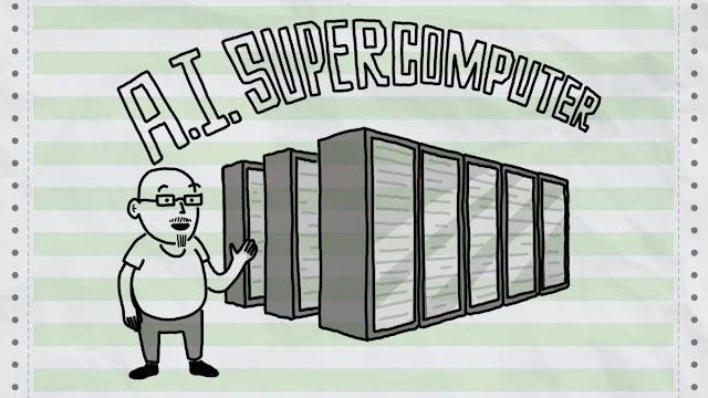 Nouveau : Superordinateur de Microsoft