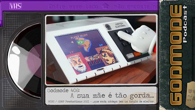 GODMODE 406 - A SUA MÃE É TÃO GORDA...
