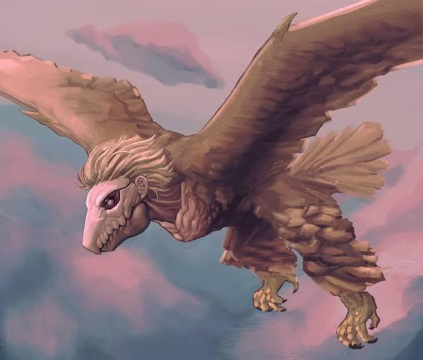 Inilah Identitas Siapa Titan Burung atau Flying Titan Yang Telah Lama Hilang