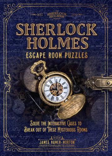 Top Sherlock Holmes Escape Books