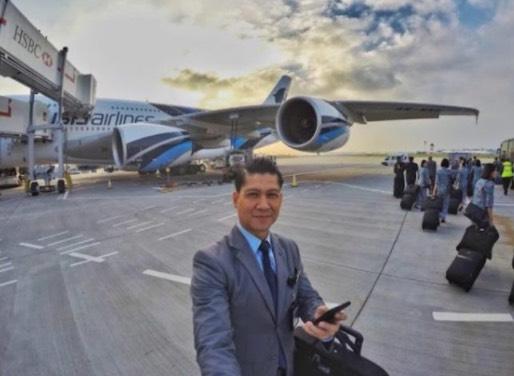 Selebriti Malaysia Yang Pernah Berkerja Sebagai Pramugari