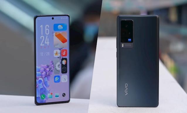 مميزات Vivo X60 Pro 5G