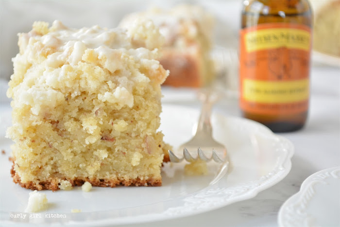 Almond Coffee Cake, Almond Pastry, Almond Desserts, Winter Baking, Christmas Baking, Christmas Breakfast, Coffee Cake Recipes