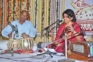Ragini at Jaipur, March 2, 2011