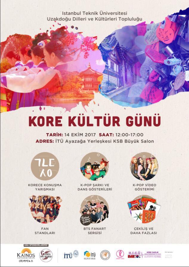 İstanbul 2017 korece konuşma yarışması kültür günü cadı kazanı