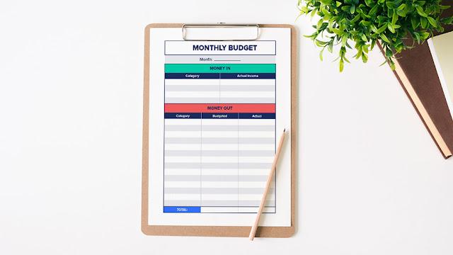 Image: Perform a Financial Checkup