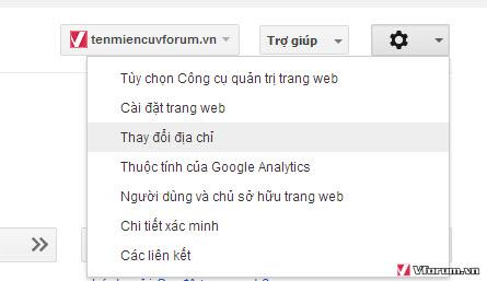 Hướng dẫn cách đổi tên miền website không làm mất thứ hạng google