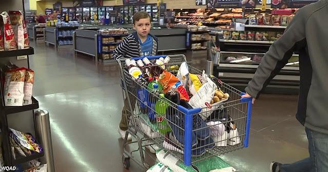 9-летний мальчик потратил все свои деньги, чтобы помочь нуждающимся
