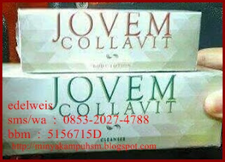 jovem collavit cleanser dan body lotion pemesanan sandi maulana 085320274788 pin 5156715D