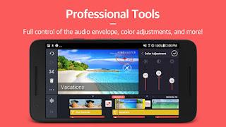تحميل KineMaster – Pro Video Editor