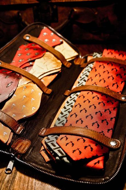 Buffalo Jackson Trading Co: Necktie Leather Case