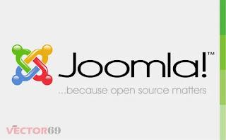 Logo Joomla - Download Vector File CDR (CorelDraw)