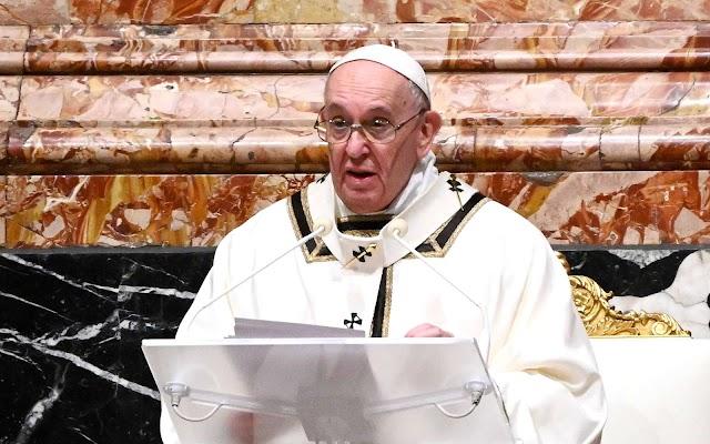 Ferenc pápa is megkapta az koronavírus elleni oltást