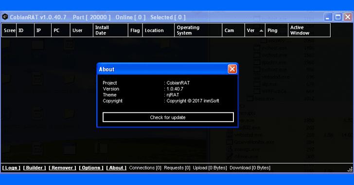 Cobian-rat-hacking-tool