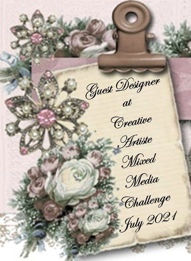 Creative Artiste Mixed Media