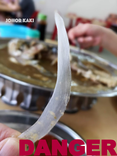 Feilo Heng Steamed Song Fish Head in Johor Bahru 肥佬兴松鱼头.肉骨茶