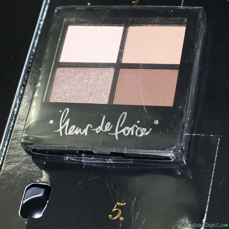 Fleur de Force Eye Shadow Quad