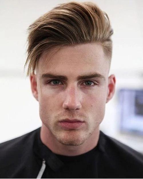 6 Cortes de cabello para hombre de acuerdo a tu tipo de rostro