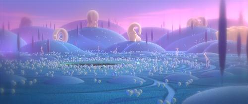 Pixar Soul Crowds Test