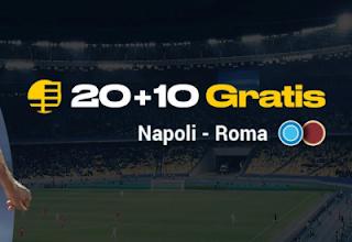 bwin promo Napoli vs Roma 5-7-2020