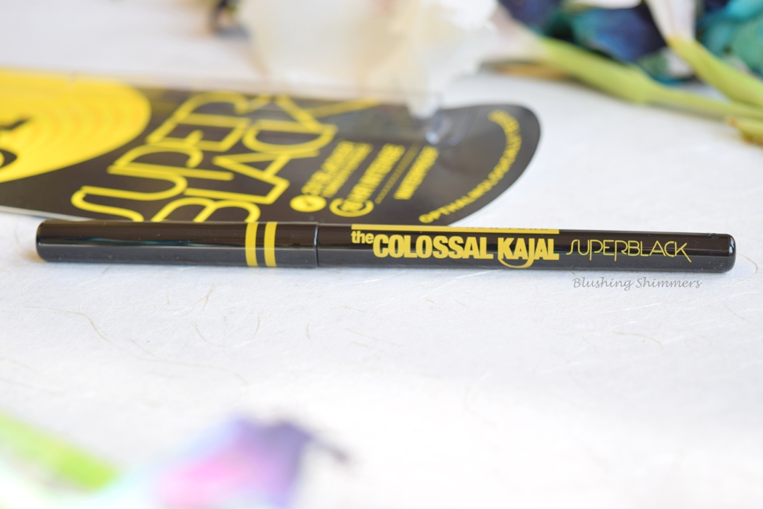 Maybelline the Colossal Kajal 'Super Black'