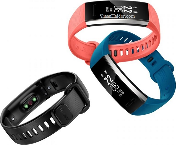 Huawei Band 2 and Band 2 Pro Fitness Trackers : Hardware Specs and Features
