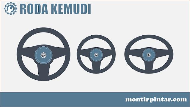 macam-macam roda kemudi mobil