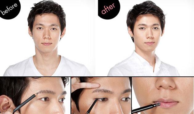 Kpop Makeup For Guys ¿EL PORQUE CADA V...
