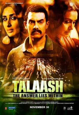 Talaash 2012 Full Hindi Movie Download BRRip 720p