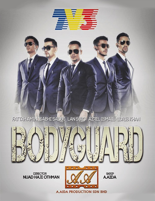 Sinopsis drama Bodyguard TV3, pelakon dan gambar drama Bodyguard TV3, Bodyguard episod akhir – episod 30