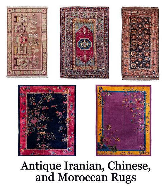 Librarian Tells All: Colorful Carpets And Rugs