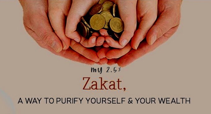 How do you calculate zakat on gold, silver and wealth?