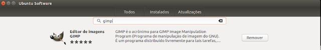 GIMP Ubuntu