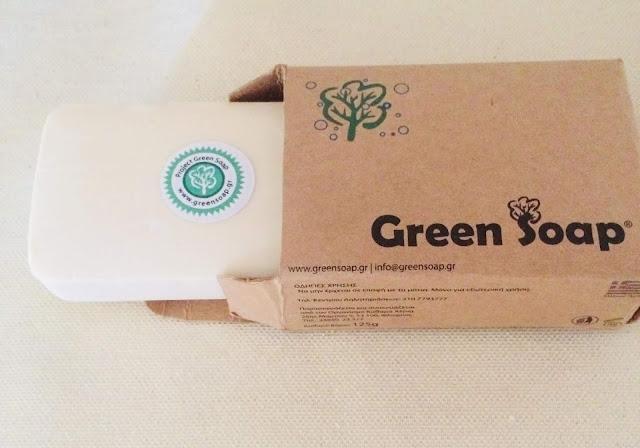 Green Soap - Πράσινο Σαπούνι